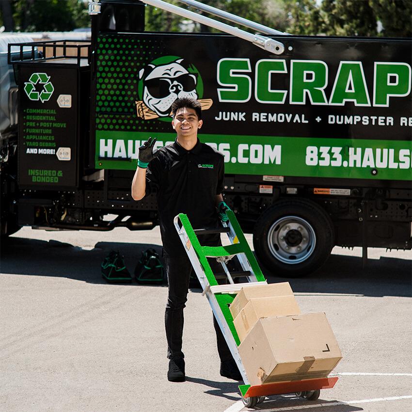 junk removal service denver